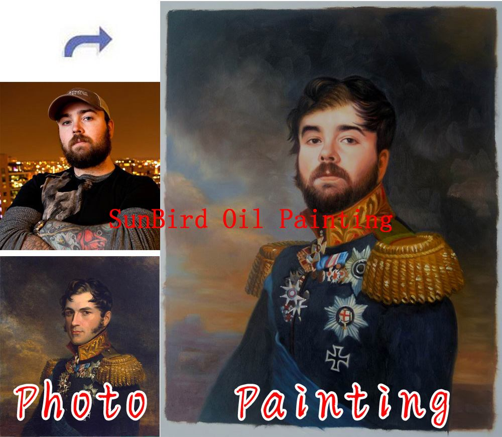 painting from photo